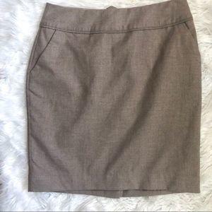 🐘 H&M Pencil Suit Skirt